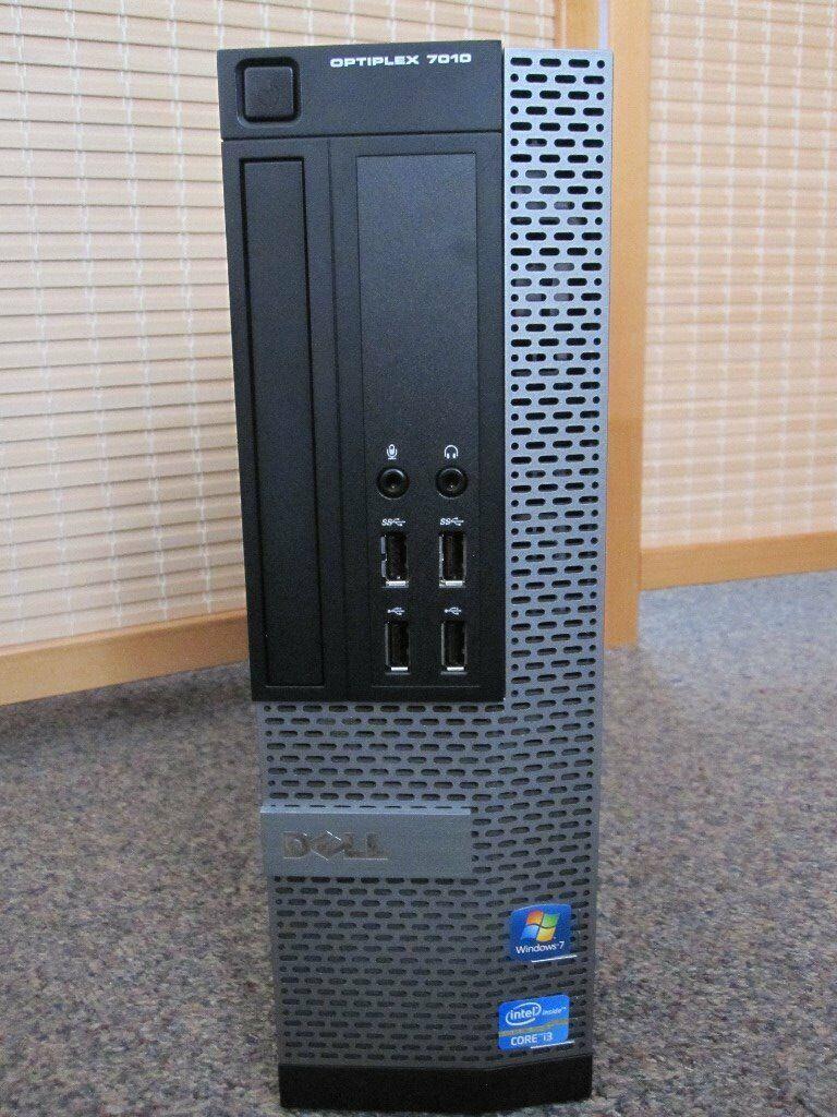 Dell 7010 SFF Windows 10 Pro | in Norwich, Norfolk | Gumtree