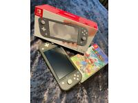 Nintendo Switch Lite & Game