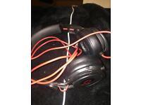 Beats Mixer headphones.