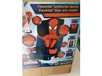 Spiderman Car Seat Group 1-2-3 by Kids Embrace