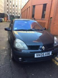 Renault Clio 2005 1.4 LOW MILEAGE GREAT RUNNER