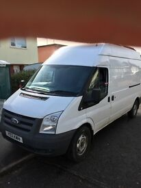 2011 Ford transit high top