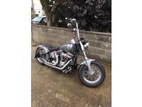 1584cc custom Harley Davidson
