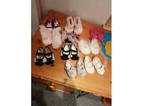New bby girl shoes