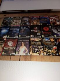 114 pc games great condition