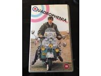 Quadrophenia film VHS