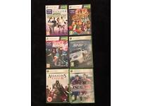 XBox 360 Games - Used