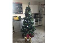 Christmas Tree Artificial 6 ft