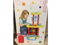 Toy kitchen brand new