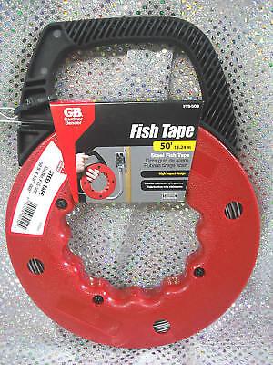 Fish Tape Electrical Tool 50 Professional Tradesman