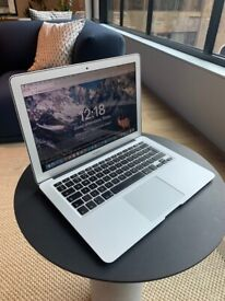 13.3-Inch Apple MacBook Air for Sale w/ Power Adapter (128GB). Price is £425 or next best offer.