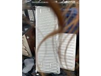 Two radiators for sale
