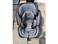 New osann1 360 car seat