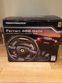 Xbox 360 Ferrari F458 Racing Wheel