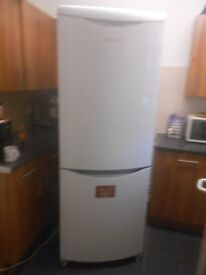 **SPECIAL OFFER** Large Hot Point Fridge, including freezer, for you and you're family to enjoy.