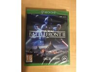 Star Wars battlefront 2 , Xbox one , brand new & sealed ! Price stands , no offers !
