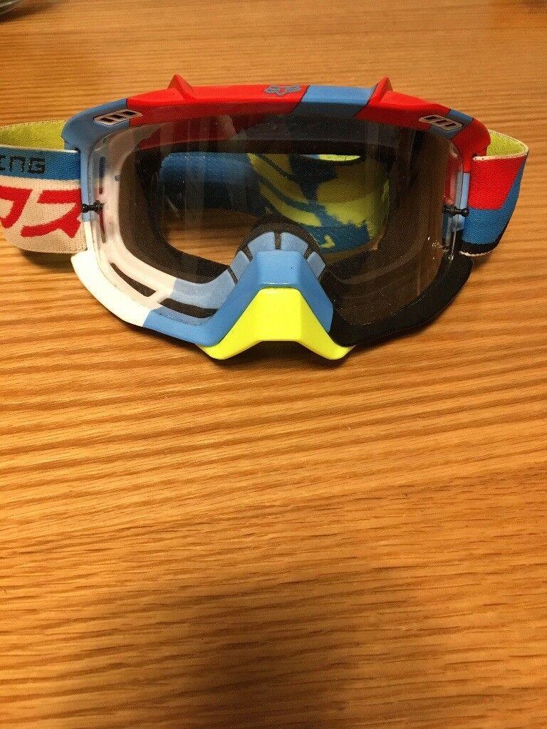 Fox Bike Goggles