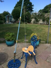 SWINGBALL GARDEN GAME
