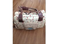 Pink linings yummy mummy bag