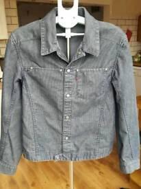 Genuine Levis Denim Jacket