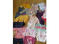 Great 6-9 month baby girl blundle - John Lewis, Jo Jo Maman Bebe, M&S, Gap, Next etc