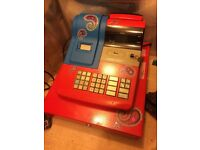 Cash register till Casio electronic collect from Winchester