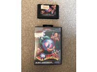 Sega Mega Drive Game Ball Jacks