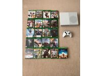 Xbox One s 1TB with 21 Games