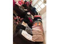 Large women's clothes bundle size 12
