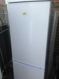 White fridge freezer hot point...Cheap Free delivery