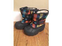 Next boys snow boots