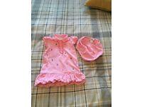 Pink Ralph Lauren dress
