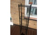 Metal shed storage £5