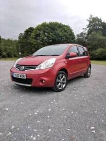 NISSAN NOTE 2010 DCI