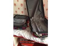 Funky Paris suitcases