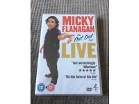 Micky Flanagan Out Out Tour Live