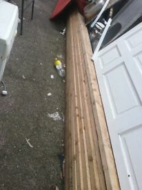 9 planks of timber - NEW!