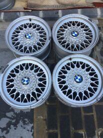 BMW BBS RETRO ALLOYS 5x120