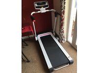 Electric Reebok I-Run 3.0 folding treadmill
