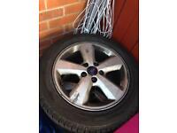 Alloy wheels x 4 £50