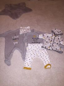 Baby cloths 0/3 mouths