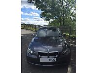 BMW 320D SE 2.0 DIESEL, A/C, PRIVATE REG, LOADS OF EXTRAS WITH FULL SERVICE HISTORY.