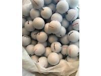 100 srixon Distance golf balls