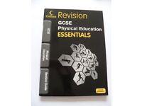 Collins Revision Guide GCSE Physical Education PE Essentials *PLUS free revision paper