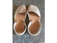 Sandals, Menorcan Avarcas, 4/5