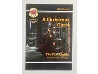 GCSE English A Christmas Carol Revision Guide
