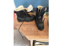Le Chameau hicking boots size 9