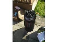 Wilson cart bag