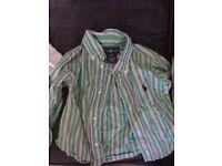 Ralph Lauren toddler shirt 24montha