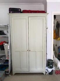 Authentic Ercol Pinto 2 Door Wardrobe